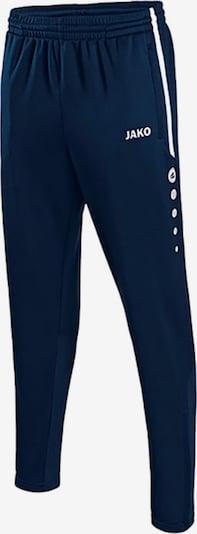 JAKO Hose in blau / weiß, Produktansicht