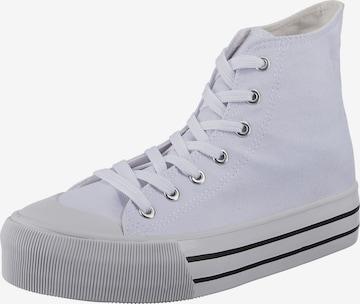 ambellis High-Top Sneakers in White