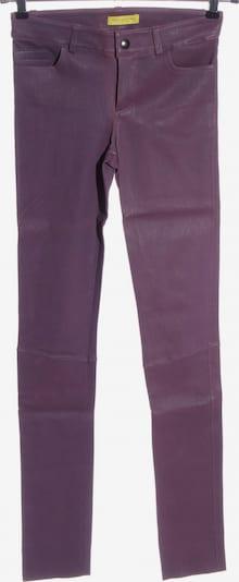 Witty Knitters Röhrenhose in S in lila, Produktansicht