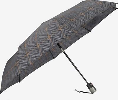 KNIRPS Regenschirm 'T 301' in grau, Produktansicht
