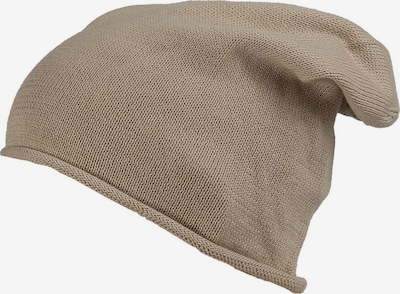 Zwillingsherz Bonnet en beige, Vue avec produit