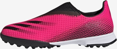 ADIDAS PERFORMANCE Sportschoen 'X Ghosted.3 Laceless TF' in de kleur Rosa / Zwart, Productweergave