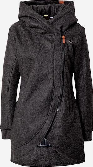 Alife and Kickin Přechodný kabát 'Carlotta' - černý melír, Produkt