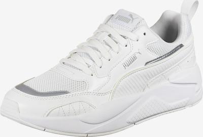 PUMA Sneaker in silber / weiß, Produktansicht