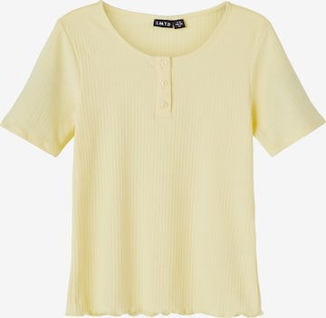 LMTD Tričko 'NUNNE' - Žltá