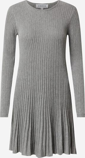EDITED Dress 'Katrin' in mottled grey, Item view