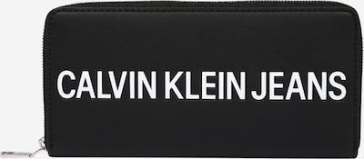 Calvin Klein Jeans Peněženka - černá / bílá, Produkt