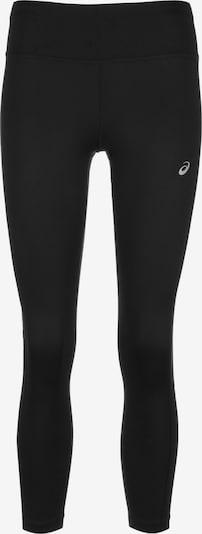 ASICS Pantalon de sport 'Katakan' en noir / blanc, Vue avec produit