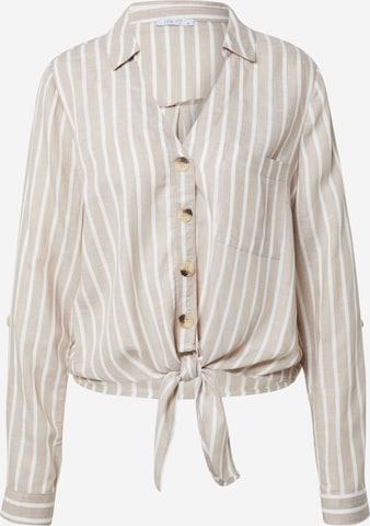 Bluză 'Vicky' de la Hailys pe bej