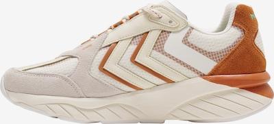 hummel hive Sneaker Low in beige / ocker, Produktansicht