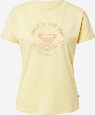 ROXY Shirt in hellgelb, Produktansicht