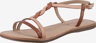MEXX Sandals in Cognac, Item view