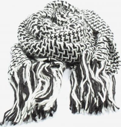 monari Häkelschal in One Size in schwarz / weiß, Produktansicht