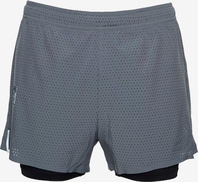 Superdry Shorts in grau / schwarz, Produktansicht