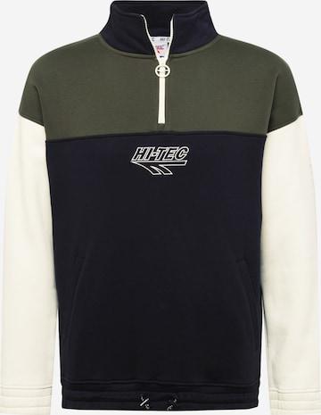 HI-TEC Sportsweatshirt 'PETER' i svart