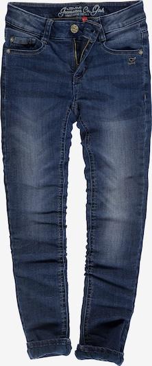 LEMMI Jeans in blue denim: Frontalansicht