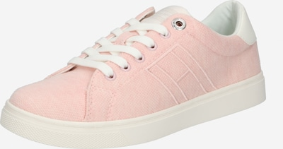 Sneaker bassa TOMMY HILFIGER di colore rosa / bianco naturale, Visualizzazione prodotti