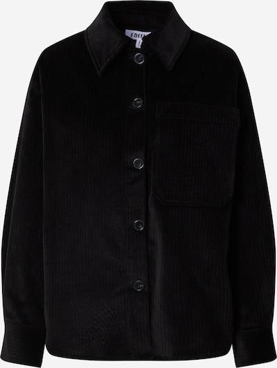 EDITED Jacke 'Harlee' in schwarz, Produktansicht