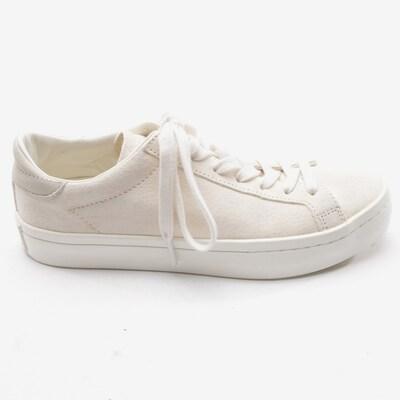 ADIDAS Turnschuhe / Sneaker in 38,5 in beige, Produktansicht