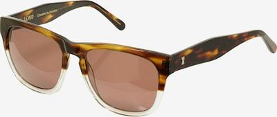 LDNR Sonnenbrille LADBROKE in schwarz, Produktansicht