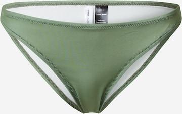 Bas de bikini 'Kari' Samsoe Samsoe en vert