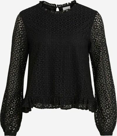 VILA Shirt 'Ania' in schwarz, Produktansicht