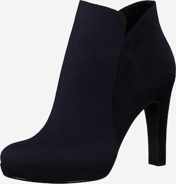 Ankle boots di TAMARIS in blu