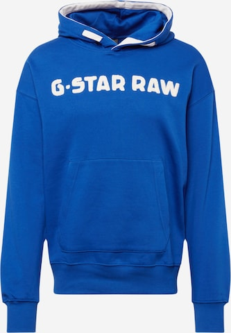 G-Star RAW Суичър в синьо