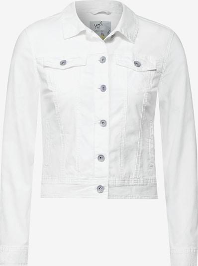 CECIL Between-Season Jacket in White denim, Item view