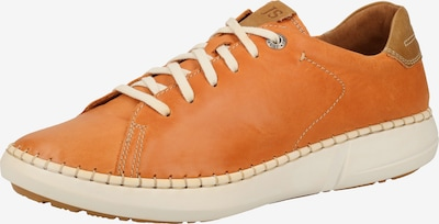 JOSEF SEIBEL Sneaker in hellbraun / orange, Produktansicht
