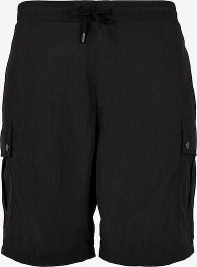 Urban Classics Big & Tall Cargo trousers in Black, Item view