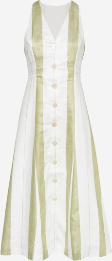 IVY & OAK Šaty - zelená / biela, Produkt