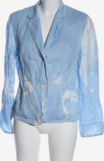 Zapa Kurz-Blazer in L in blau / weiß, Produktansicht
