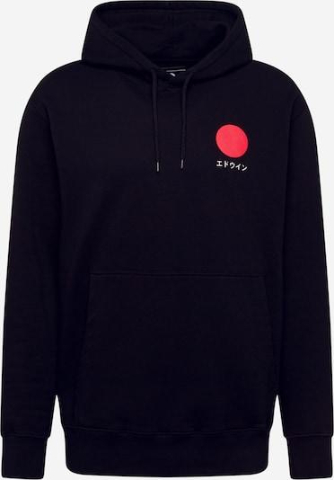 EDWIN Суичър 'Japanese Sun' в черно, Преглед на продукта