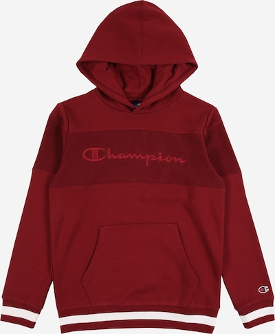 Champion Authentic Athletic Apparel Sweatshirt in pastellrot / offwhite, Produktansicht