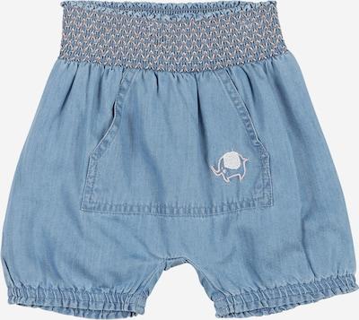 STACCATO Jeans in hellblau / rosa / weiß, Produktansicht