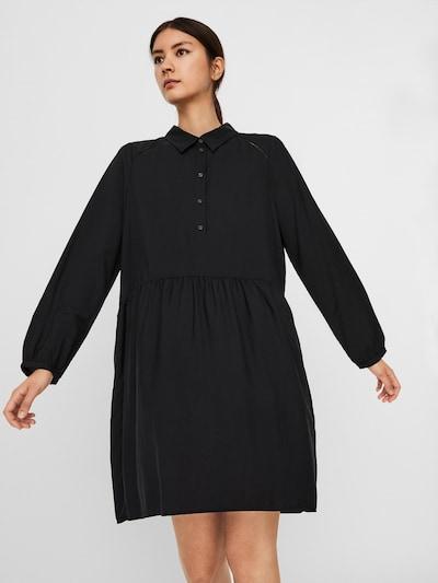 VERO MODA Blusenkleid 'Fay' in schwarz, Modelansicht