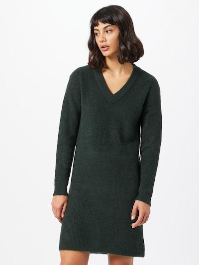 PIECES Gebreide jurk 'Ellen' in de kleur Spar, Modelweergave