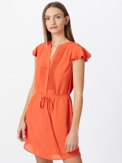 Rochie 'STAR' Molly BRACKEN pe portocaliu neon, Vizualizare model