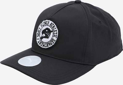PUMA Sportcap in schwarz / weiß, Produktansicht