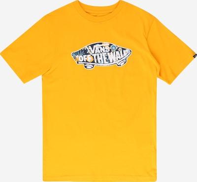 VANS T-Shirt in navy / limone / weiß, Produktansicht