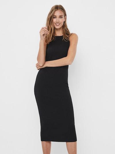 VERO MODA Kleid 'LAVENDER' in schwarz, Modelansicht
