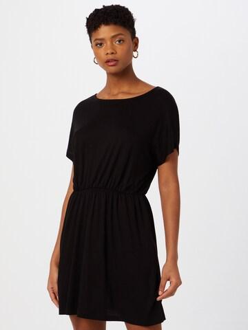 PIECES Kleid 'PETRINE' in Black