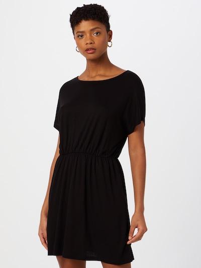 PIECES Jurk 'PETRINE' in de kleur Zwart, Modelweergave