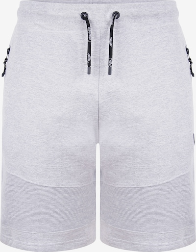 Threadbare Pantalon 'Josh' en gris / noir, Vue avec produit