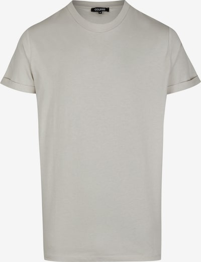Course T-Shirt in taupe, Produktansicht