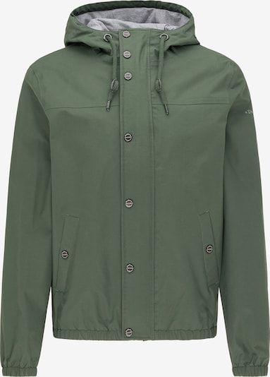 DreiMaster Maritim Jacke in grün, Produktansicht