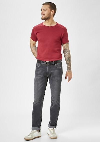 PADDOCKS Jeans in grey denim, Modelansicht