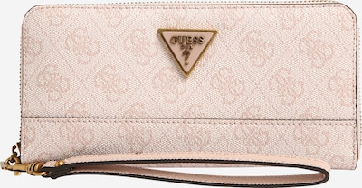 GUESS Wallet 'CORDELIA' in Cream / Champagne, Item view