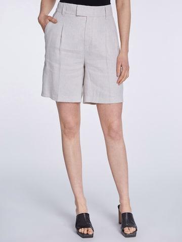 SET Voltidega püksid, värv beež